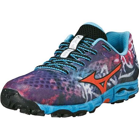 Купить Беговые кроссовки для XC Mizuno Wave Hayate пурпур/оранж/гол Кроссовки бега 1153686