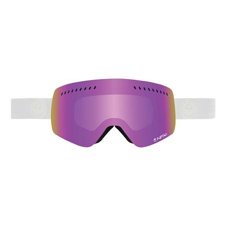 Купить Очки горнолыжные DRAGON 2016-17 NFXs Whiteout / Pink Ion 1298974