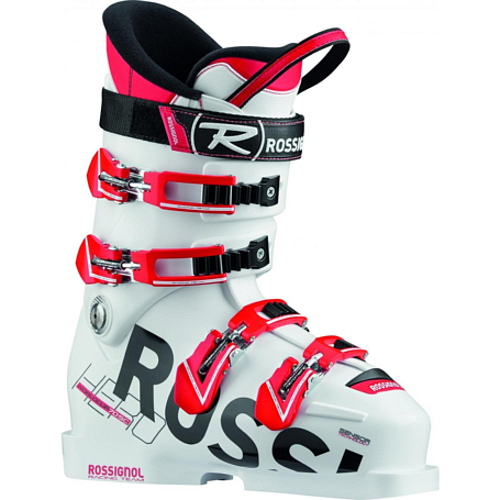 Горнолыжные ботинки ROSSIGNOL 2014-15 JUNIOR HERO WORLD CUP SI 70 SC - WHIT