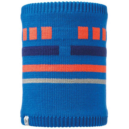 Шарф BUFF KNITTED & POLAR NECKWARMER CHILD ZOGY CAPE BLUE
