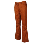 Брюки сноубордические POWDER ROOM 2013-14 SNOWBOARD PANTS FAB 5 POCKET JEAN PANT - SLIM FIT Copper - Herringbone