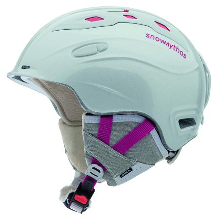 Купить Зимний Шлем Alpina ALL MOUNTAIN SNOW MYTHOS pearlwhite-pink Шлемы для горных лыж/сноубордов 1131068