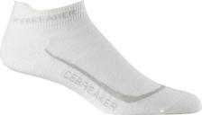 Носки Icebreaker Womens Run+ultra Lite Micro White/silver/white