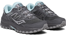 Беговые кроссовки Saucony 2020 Versafoam Excursion TR13 Charcoal/Blue
