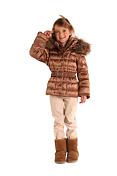 Куртка горнолыжная Poivre Blanc 2014-15 W14-1200-JRGL/B caramel glace