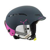 Зимний ШлемШлемы для горных лыж/сноубордов<br>Гладкий силуэт, стильная детализация и высокая функциональность для максимальной безопасности на любой трассе. <br>Универсальный шлем для любителей экстрима от французских инженеров и дизайнеров – ваш ключ к успешному дню.<br><br>• высокопрочная и долговечная ABS конструкция обеспечивает высокий уровень защиты от ударов и сопротивление деформации с ультра-сильным, жестким пластиковым корпусом и амортизирующей подкладкой из EPS пены.<br>• специальные внутренние каналы обеспечивают воздушный поток, позволяющий воздуху свободно проходить спереди назад, для оптимальной терморегуляции.<br>• съемная супермягкая подкладка из противоалергического дышащего материала с 3D-сетчатыми панелями идеальна для максимального комфорта при использовании в сочетании с оптимизированной вентиляцией.<br>• FTF &amp;#40;Fine Tuning Fit&amp;#41;&amp;nbsp;&amp;nbsp;— система точной настройки для вашего комфорта<br>• съемные амбушюры<br>• соответствует всем международным стандартам &amp;#40;CE EN 1077&amp;#41;&amp;nbsp;&amp;nbsp;&amp;nbsp;&amp;nbsp;<br>Реальный вес &amp;#40;кг&amp;#41;: 0.53