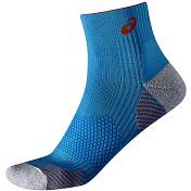 НоскиНоски<br>Носки серии Running Density Cushioning подойдут как для занятий спортом, так и для повседневной носки. Они выполнены из качественного материала и имеют отличную вентиляцию. Данная модель выполнена с применением специальных технологий и отлично отводит лишнюю влагу, создавая комфортную среду для ноги. Носки беговые Asics Running Density Cushioning станут отличным выбором для современных людей, любящих спорт.<br><br>Пол: Унисекс<br>Возраст: Взрослый