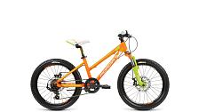 Велосипед Format 7422 Girl 2017 Оранжевый Мат.