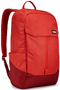 Рюкзак THULE Lithos Backpack 20L Lava/Red Feather