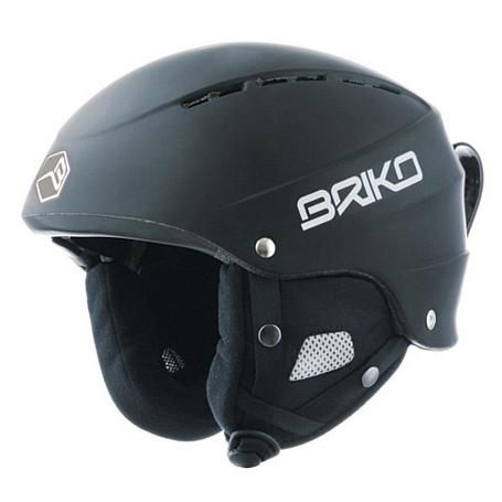 Купить Зимний Шлем Briko FLUID MATT BLACK (AT), Шлемы для горных лыж/сноубордов, 771945