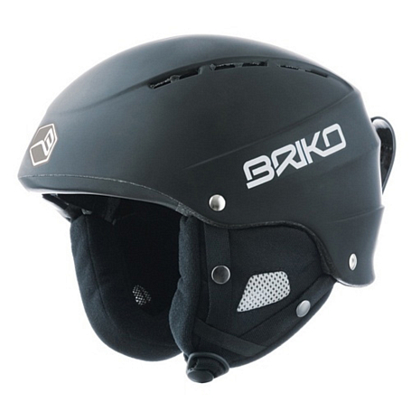 Шлем Briko FLUID MATT BLACK (AT)