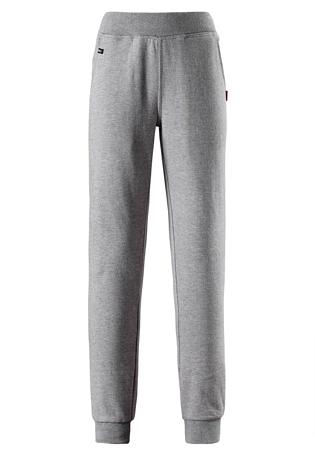 Купить Брюки Reima 2017-18 Dawn Melange grey Детская одежда 1351777