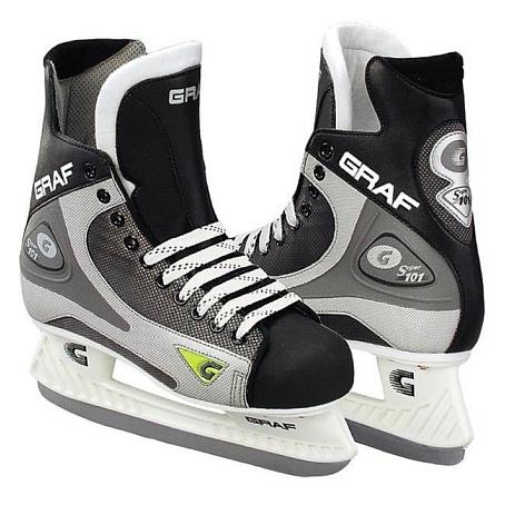Коньки хоккейные GRAF Super 101