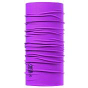 БанданаАксессуары Buff ®<br><br>Легкая и дышащая бандана-труба из серии High Uv Protection Buff для жарких летних месяцев теперь с пропиткой от комаров и пр. насекомых. <br>Oeko-Tex 100® сертифицированный активный компонент является полностью безопасным для человека. Пропитка без запаха и выдерживает до 70 стирок. <br>Благодаря технологии Polygiene®, ткань остается чистой дольше, не впитывает запахи, приостанавливает рост бактерий.<br>Благодаря материалу Coolmax Extreme, влага моментально отводится наружу и высыхает, также обеспечивается 95% защита от ультрафиолетовых лучей.<br>