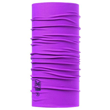 Купить Бандана BUFF Solid Colors INSECT SHIELD VIOLET Банданы и шарфы Buff ® 1167554