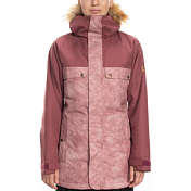 Куртка сноубордическая 686 2019-20 Dream Insulated Crushed Berry Wash Colorblock