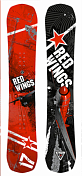 Сноуборд Black Fire 2016-17 Red Wings
