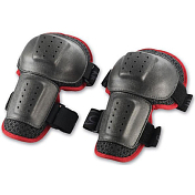 Защита колена NIDECKER 2018-19 Knee guards Multisport black/red