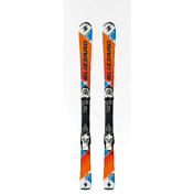������ ���� � ����������� Blizzard 2015-16 Rtx JR + Fastrack Jr4.5 S Orange-white-blue