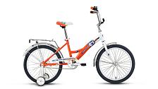 Велосипед6-9 лет (колеса 20)<br>ALTAIR City boy 20 (2017) – городской велосипед для мальчиков 6-9 лет ростом 115-140 см.&amp;nbsp;<br> <br> <br> Особенности:<br> <br> Надежная конструкция и максимальная комплектация делают ALTAIR City boy 20 отличным выбором в качестве первого велосипеда. У велосипеда есть поддерживающие колеса (которые можно при необходимости снять), багажник, звонок, подножка, защита цепи и защитная накладка на руле.<br> <br> <br> Технические характеристики:<br> <br> Рама: Сталь Hi-Ten, Специальная геометрия рамы для детей<br> Вилка: Жесткая вилка<br> Диаметр колес: 20&amp;nbsp;<br> Кол-во скоростей: 1<br> Переключатель задний: -<br> Переключатель передний: -<br> Шифтеры: -<br> Тип тормозов: ножной&amp;nbsp;<br> Тормоза:&amp;nbsp;<br> Система: Golden Swallow GS-S112, стальная хромированная<br> Кассета: -<br> Покрышки: Wanda P1023, 20x1,95 (22tpi)
