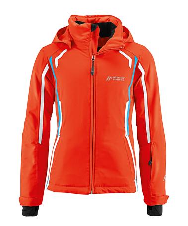 Купить Куртка горнолыжная MAIER 2015-16 0616 Roxana fiery red Детская одежда 1192900