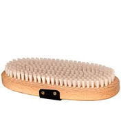 Щетка RODE Oval hard nylon brush