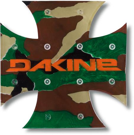 Купить Наклейка на доску DAKINE 2014-15 X-Mat 251 CAMO Аксессуары 1143488