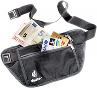 Кошелек Deuter 2015 Accessories Security Money Belt S Black-granite