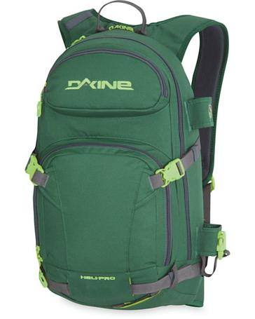 Купить Рюкзак DAKINE 2013-14 SNOW HELI PRO 20L FOREST Рюкзаки универсальные 1073978