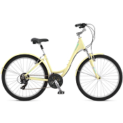 Велосипед Schwinn Sierra Women 2020 Yellow