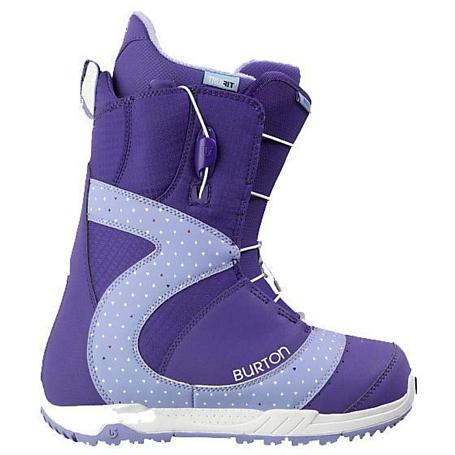 Купить Ботинки для сноуборда BURTON 2012-13 Mint Purple/White 844464