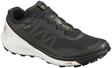 Беговые кроссовки для XC SALOMON Sense ride 3 ltd edition Black/White/Black