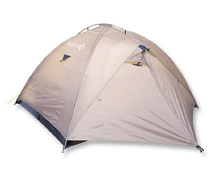 ПалаткаПалатки<br>Комфортная двухслойная палатка для туризма и любого активного отдыха. <br>2 входа на молнии, 2 вместительных тамбура. Закрывающиеся вентиляционные окна. Легко устанавливается одним человеком. Карманы для вещей первой необходимости. Есть возможность установить внутреннюю палатку отдельно. Противомоскитные сетки на входах внутренней палатки. Все швы проклеены.<br>Серия: Basic.<br>Тент: Polyester 190T W/R PU 7000 <br>Пататка: Polyester 190T W/R BR<br>Дно: Nylon 190T W/R PU 9000<br>Вместимость: 2-3 чел.<br>Вес: 2700 г<br>Размеры: (95+175+95)х225х125 см<br><br>