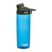 БутылкаФляги и флягодержатели<br>Бутылка оснащена усовершенствованной крышкой с эргономичным, наклонённым горлышком, обеспечивающим высокую скорость потока жидкости без расплескивания. Пробка горлышка легко откручивается в пол-оборота и фиксируется в петле-ручке. Основная крышка и пробка горлышка дополнительно прикреплены к бутылке эластичной скобой, что предотвращает их потерю. Петля на крышке позволяет удобно носить бутылку на сгибе пальца или закрепить ее карабином к рюкзаку.<br><br>Основные характеристики:<br><br>— Изготовлена из тритана.<br>— Не содержит бисфенол А и бисфенол S &amp;#40;BPA-free, BPS-free&amp;#41;.<br>— Широкая горловина бутылки позволяет закладывать в нее лед.<br>— На крышке имеется петля для переноски или крепления бутылки при помощи карабина.<br>— Можно мыть в посудомоечной машине.<br><br>Характеристики:<br><br>Вес: 0.5 kg<br>Габариты: 10 x 10 x 25 cm<br>Емкость бутылки: 0,6Л<br>Размер товара: 10 x 8 x 23 cm<br>Материал: Eastman Tritan<br>Вес товара: 128 гр<br>Технологии: Абсолютно не содержит бисфенолов A и S &amp;#40;б&amp;#41;