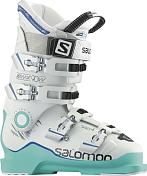 Горнолыжные ботинки SALOMON 2015-16 X Max 90 W Softgreen/WH/BL
