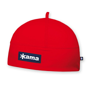 ШапкаГоловные уборы<br>Яркая спортивная шапочка в комбинации 2 функциональных материалов.<br>Lycra® - придает ей эластичность и мягкость.<br>Thermolite® - выводит влагу, согревает.