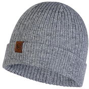 Шапка Buff Knitted Hat Kort Light Grey