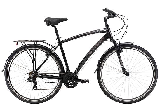 Купить Велосипед Stark Terros 28.1 V 2017 Черно-Серый, Спортивные, 1317836