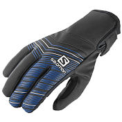 Перчатки Горные Salomon 2016-17 Gloves Thermo Glove M Bl/bl Yor