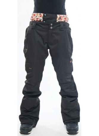 Купить Брюки сноубордические I FOUND 2015-16 DAILYGRIND 2 JET BLACK Одежда сноубордическая 1224674