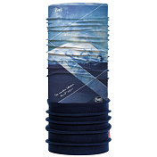 Бандана Buff Mountain Collection Polar Elbrus Navy