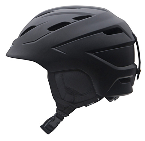 Шлем Giro NINE.10 Matte black