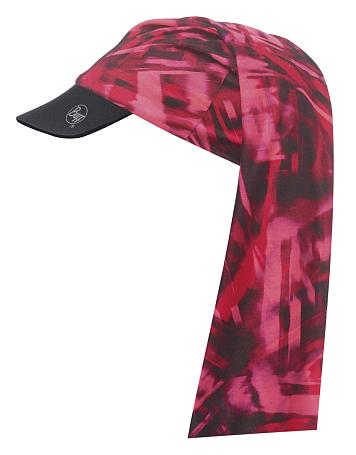Купить Бандана BUFF Visor VISOR NITRIC PINK FLUOR Банданы и шарфы Buff ® 1185615