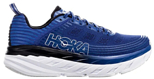 Беговые кроссовки Hoka M Bondi 6 Galaxy blue/Anthracite