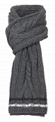 Шарф Salewa Alpine Headgear WAVY KN SCARF m.grey melange/0010/0940