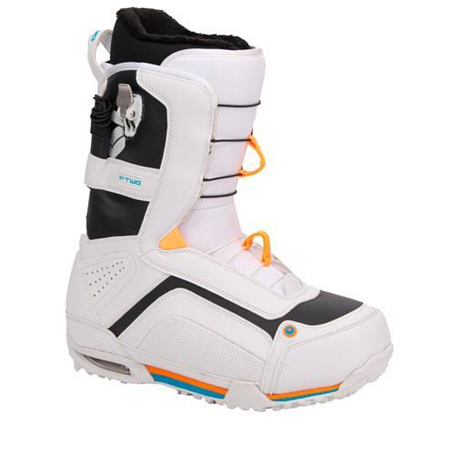 Купить Ботинки для сноуборда FTWO 2013-14 Agent white 1006255