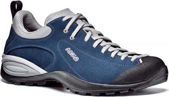 Купить Ботинки для треккинга (низкие) Asolo 2015-16 Life Style Shiver MM Denim Blue Треккинговая обувь 1198666