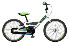 Велосипед Trek Jet 20 Trek Kds 20&Quot; 2015 White/lime Green