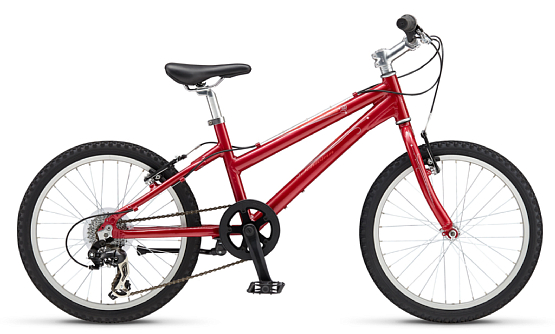 Велосипед SCHWINN LULA GIRLS 20 2015 raspberry