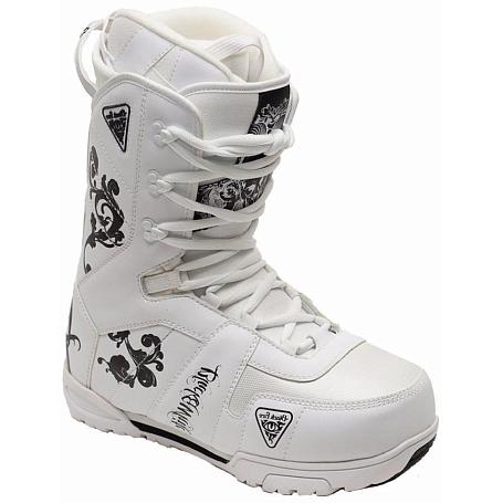 Купить Ботинки для сноуборда Black Fire 2014-15 B&W White 1125658